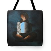 All Is Within Tote Bag