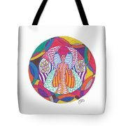 All Knowledge Is Within You Tote Bag