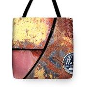 All-metal Body Tote Bag