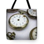 All Out Of Time Tote Bag