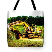 All Ready For Duty IIi Tote Bag by Kip DeVore