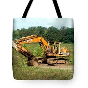 All Ready For Duty Tote Bag by Kip DeVore