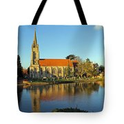 All Saints Church Marlow Tote Bag