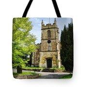 All Saints Church Weston Bath Tote Bag