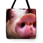 All Snout Tote Bag