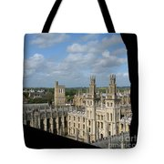 All Souls College And Beyond Tote Bag