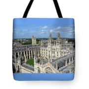 All Souls College Tote Bag