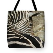 All Stripes Zebra 2 Tote Bag
