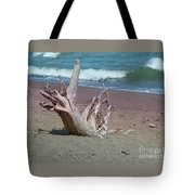 All That Is Left Tote Bag