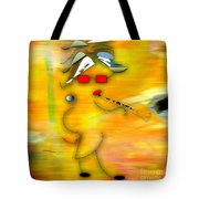 All That Jazz Or Blues Tote Bag