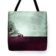 All That's Left Behind Tote Bag by Trish Mistric