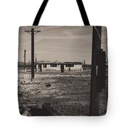 All That's Left Of Us Tote Bag by Laurie Search