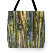 All The Colors Of The Bamboo Rainbow Tote Bag
