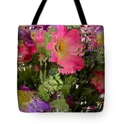 All The Flower Petals In This World 3 Tote Bag