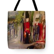 All The Kings Horses Tote Bag