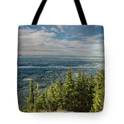 All The Way To The Islands Tote Bag