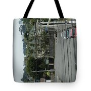 All Tied Down  Tote Bag