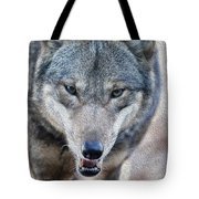 All Wolf Tote Bag