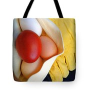 All Work No Souffle Tote Bag