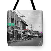 Allan Dwan Soldiers Of Fortune 1919 Lyric Theater Tucson Arizona 1919-2008 Tote Bag