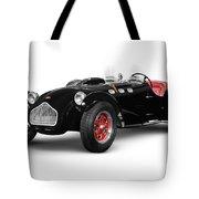 Allard J2x Vintage Sports Car Tote Bag