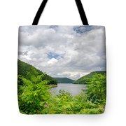 Allegheny Reservoir Tote Bag