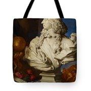 Allegorical Still Life Tote Bag by Francesco Stringa