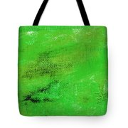 Allegory Emerald Green Tote Bag