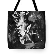Allegory Of Africa Tote Bag