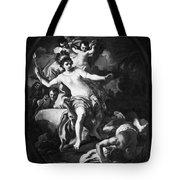 Allegory Of America Tote Bag