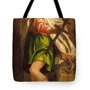 Allegory Of Navigation With A Cross-staff Tote Bag