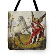 Allegory Tote Bag