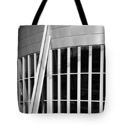 Allen County Museum Black And White Tote Bag