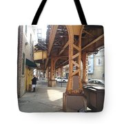 Alley 17 Tote Bag