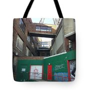 Alley 2 Tote Bag