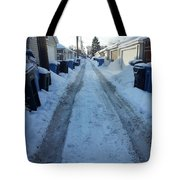 Alley 20 Tote Bag