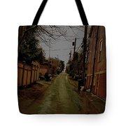 Alley 3 Tote Bag