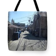 Alley 43 Tote Bag