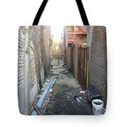Alley 44 Tote Bag