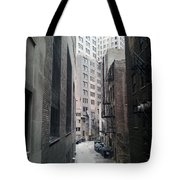 Alley 5 Tote Bag