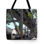 Alley 6 3 14 Tote Bag