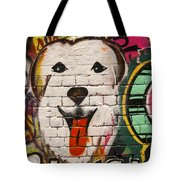 Alley Colors Tote Bag