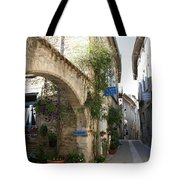Alley In The Procence Tote Bag
