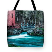 Alley Springs Mill Tote Bag