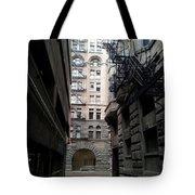 Alley Valleys 4 Tote Bag