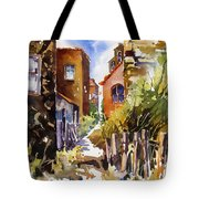 Alleyway Charm 2 Tote Bag