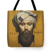 Alli Baba Tote Bag