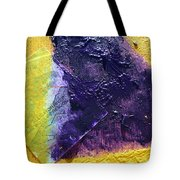 Collage Nr. 11 Alligator River Tote Bag by Jo Ann