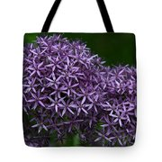 Allium Duet Tote Bag