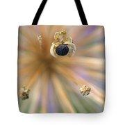 Allium Lucille Ball Seedpod Tote Bag